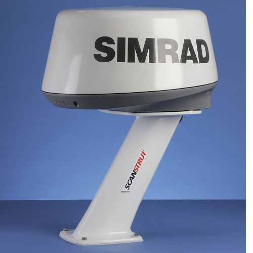 Scanstrut PT2001 Composite Power Tower 350mm - for Raymarine, Garmin