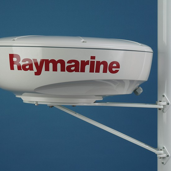 "Scanstrut M92698 Mast Mount - for Raymarine 4kW / 24"" dome"