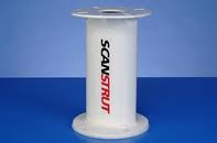 Scanstrut SATPT-40 Satcom PowerTower - Aluminium - for 30cm & 40cm domes