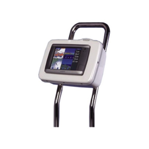 Scanstrut Helm Pod - Up to  8 inch Displays - White