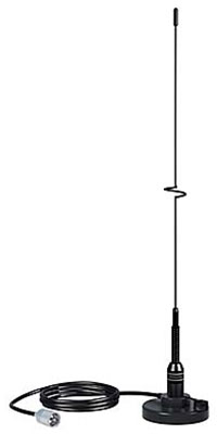 Shakespeare 5218 S/s Magnetic Mount Antenna