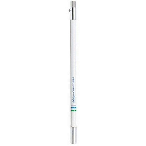 0.6m Galaxy White Extension Mast - 25mm Diameter - 1 Inch -14 Fittings