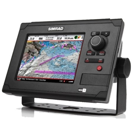 Simrad NSS8 Touch Screen 8 inch Multi Function Display No Charts