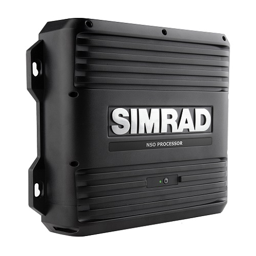 Simrad NSO Evo2 Marine Processor Unit, Worldwide Basemap (No Detailed Cartography)