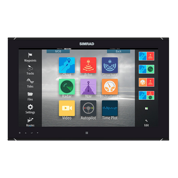 Simrad MO19-P 19 Inch Widescreen high definition monitor (Non Touch)