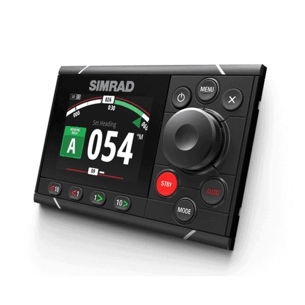 Control Units - Simrad FU80 Follow UP Remote Unit With Display