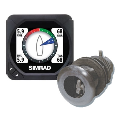 Simrad Is40 Speed/depth System