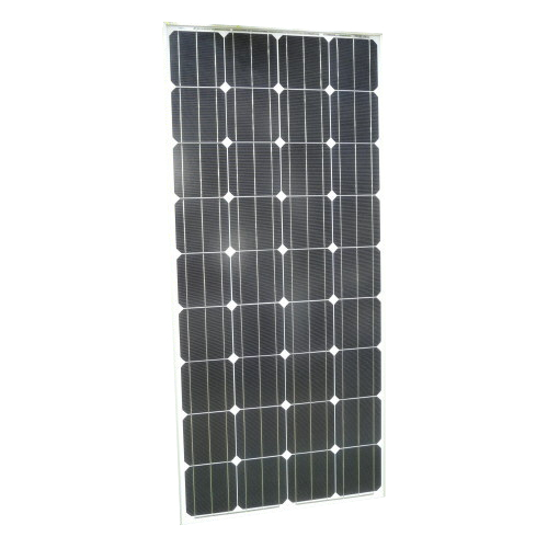 Monocrystalline Rigid Solar Panel 150W 12v
