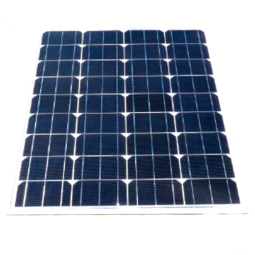 Monocrystalline Rigid Solar Panel 80W 12v