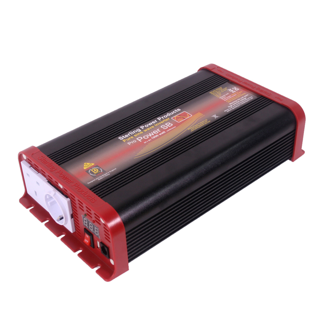 Sterling Pro Power Pure Sine Wave Inverter 12v 1600W
