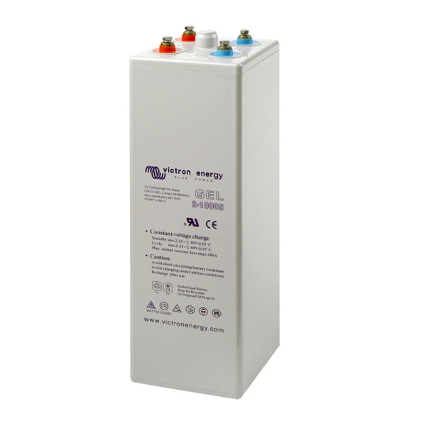 Victron Energey 10 OPzV 1000 Battery