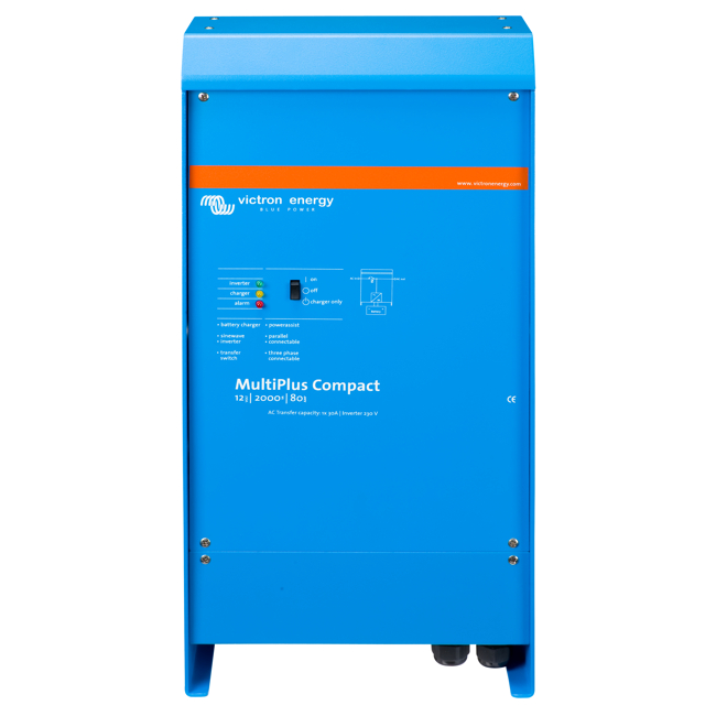 Phoenix Multi C 24/800/16a Charger Inverter