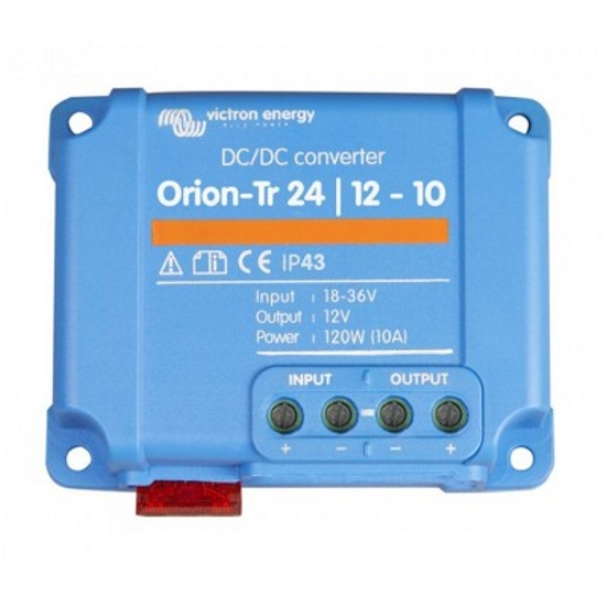 Victron Orion-Tr 24/12-10 (120W) DC-DC converter