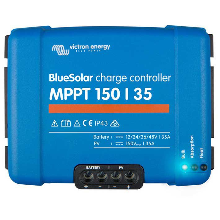 Victron Bluesolar MPPT 150/35 Solar Panel Regulator