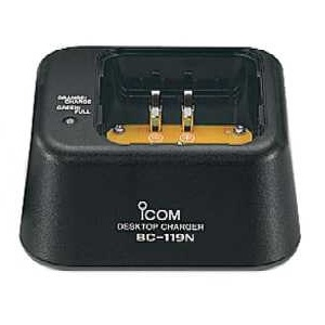Icom Bc119 N Rapid Mains Charger
