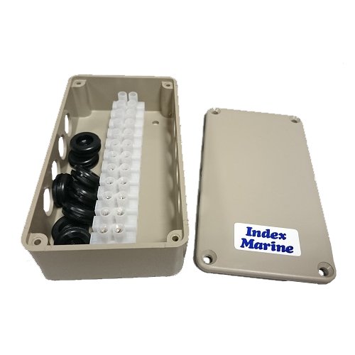 Index Marine JB3P Electrical Junction Box