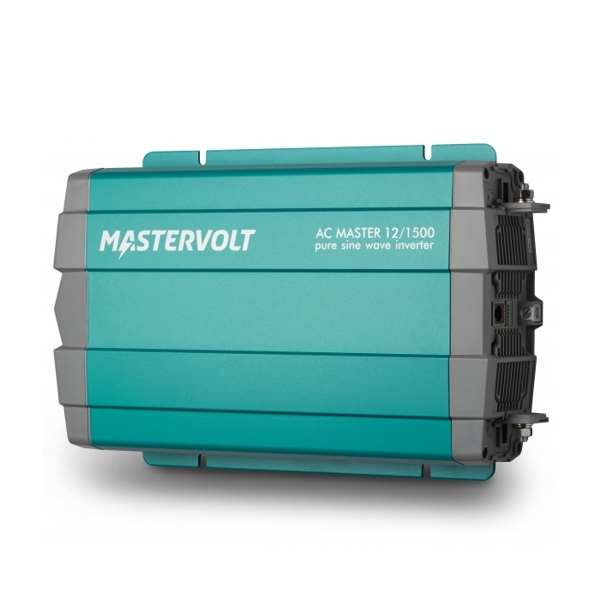 Mastervolt AC Master 12v/1500w Inverter With UK Outlet