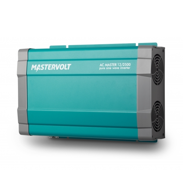 Mastervolt AC Master 12v/2500w Inverter With UK Outlet & Wired