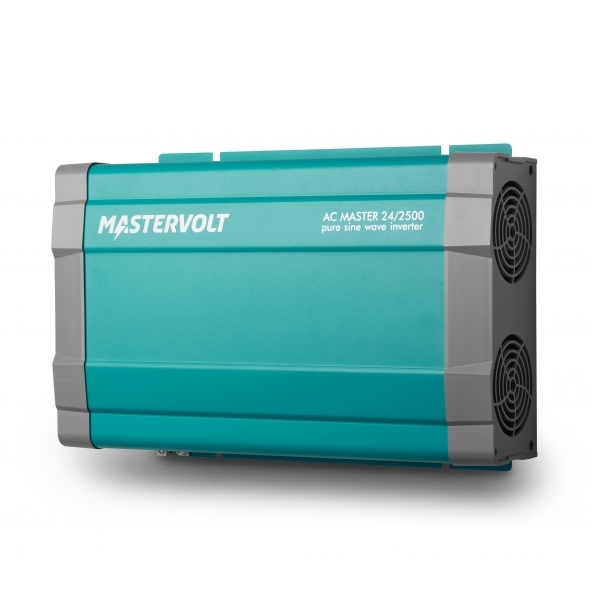 Mastervolt AC Master 24v/2500w Inverter With UK Outlet & Wired